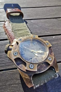 Man Watches, Elvis Presley, Wood Watch, Bronze, Game, Ring, Leather, Accessories, Diving
