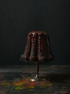 chocolate pudding #christmas #chocolate #puddings #desserts