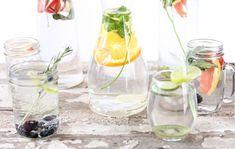Les 10 meilleures idées recettes d'eaux aromatisées sans sucre