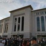 Diario di Viaggio: Chiara Vitali a New York. Una partita allo Yankee Stadium