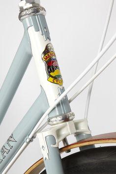 Mercian Bike - Bristol Bespoke Best Utility Bike