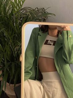 Mint Green Aesthetic, Aesthetic Colors, Aesthetic Clothes, Mode Disco, Look Fashion, Fashion Outfits, Fashion Shoes, Mode Ootd, Casual Outfits