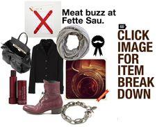 #whatwouldbelwear: Meat buzz at Fette Sau.