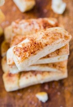 One Hour Buttery Bread Sticks