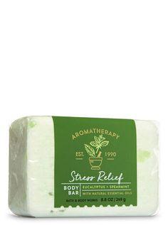 Eucalyptus Spearmint Body Bar - Aromatherapy | Bath & Body Works