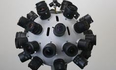360º camera creates hyper real virtual reality