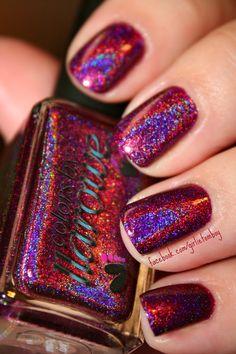 Colors by @llarowe Dirty Diana