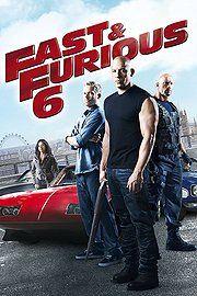 "Fast & Furious 6 (Dwayne ""The Rock"" Johnson)"