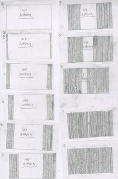 Hand-drawn Frames for animation Some of the drawings i did for my animation Drawing Frames, My Doodle, Asthma, My Dream, How To Draw Hands, Doodles, Animation, Drawings, Life