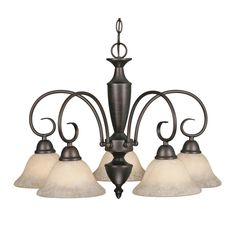 Wildon Home ® Becky 5 Light Nook Chandelier