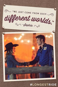 Two paths. One destination. See Britt Robertson and Scott Eastwood find love in The Longest Ride, in theaters this April. The Longest Ride Quotes, The Longest Ride Movie, Novel Movies, Romance Movies, Movie Shots, I Movie, Luke Collins, Nicholas Sparks Novels, Cute Country Boys