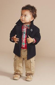 Little boy fashion <3