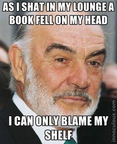 Sean Connery memes