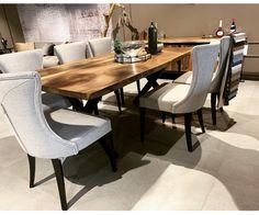 Schau dir die wunderschönen Möbel von Tonus auf comcasa.ch an! Design Tisch, Lounge, Aluminium, Dining Table, Furniture, Home Decor, Kitchen Flooring, Ad Home, Airport Lounge