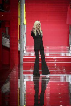 Más vestidos para ti: Vesace  Milan Fashion Week Otoño Invierno 2015-201...