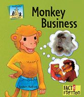 Monkey Business #homeschool #examville #earlyed #teachingrescources #kindergarden #firstgrade #1stgrade #earlylearning #2ndgrade #secondgrade