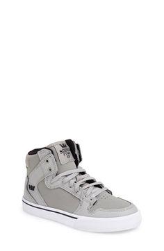 4f59c3686c1 Supra  Vaider  High Top Sneaker (Toddler