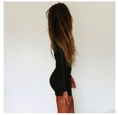 This is the exakt legnth an color i want for My Hair!