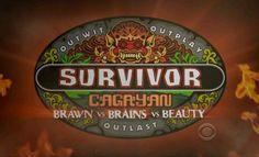 Survivor 2014 Brawn Brains Beauty, tribe names revealed.