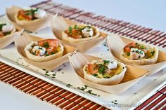 Smoked Chicken Mini Quiches - Gluten-free & Low FODMAP - from @Strands of My Life