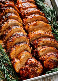 Best Pork Tenderloin Recipe, Slow Cook Pork Tenderloin, Pork Recipes, Cooking Recipes, Roasted Pork Tenderloins, Pork Roast, Pork Loin, Le Diner, Mashed Sweet Potatoes