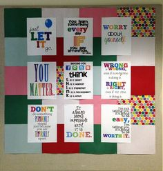 high school bulletin board ideas - Google Search                                                                                                                                                                                 More