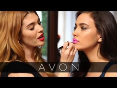 Go from Basic to Bold with Avon & Lauren Andersen | Tutorial - YouTube Shop http://www.youravon.com/tkorkmaz
