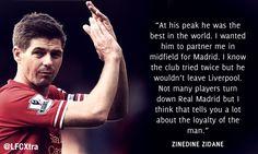 24 football stars pay tribute to Steven Gerrard