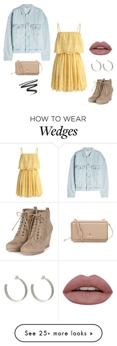 """""""Peggy Schuyler- 1"""" by kristinschneider4 on Polyvore featuring Chicwish, Yeezy by Kanye West, Isabel Lennse and Spartina 449"""