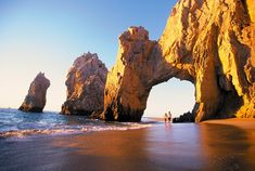 Come to Playa del Amor or Lover's Beach in Cabo San Lucas! A hidden cove beach nestled between dramatic rock formations at Land's End, the southernmost tip of the Baja . Read moreLover's Beach at Land's End in Cabo San Lucas, Mexico Cabo San Lucas Mexico, San Jose Del Cabo, Dream Vacations, Vacation Spots, Vacation Destinations, Mexico Vacation, Beach Vacations, Vacation Places, Cancun