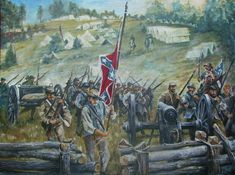 battle of chancellorsville images Military Art, Military History, American Civil War, American History, Battle Of Chancellorsville, Battle Of Fredericksburg, Pictures Of Soldiers, Action Pictures, Civil War Art