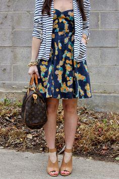 Sense & Sequins: Stripes & Florals