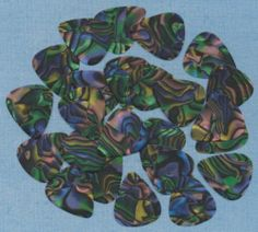 24 swirl mosaic guitar picks medium gauge NOS new old stock beautiful picks Music Guitar, Ukulele, Cool Guitar Picks, Vintage Guitars, Mosaic, Electric Guitars, Medium, Destiny, Beautiful