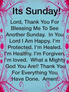 Sunday Morning Prayer, Good Morning Post, Good Morning Happy, Morning Prayers, Morning Quotes Images, Good Morning Inspirational Quotes, Sunday Quotes, Good Morning Quotes, Sunday Love