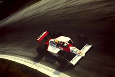 Ayrton Senna McLaren Honda Turbo:  1990's video from earlier turbo era features Aryton Senna, Gerhard Berger and Ron Dennis as well as the cars, tracks, sounds and sensations of the first turbo era.