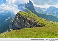 Odle Mountains, Italy