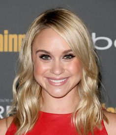 Becca Tobin's Makeup at the EW Pre-Emmy Party