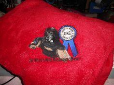 Phantom Poodle UKC CH.