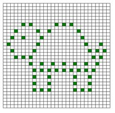 Ravelry: Turtle Bobble Chart pattern by Kari Philpott