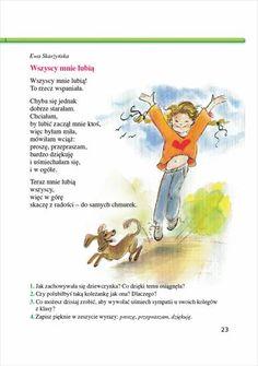 Użyj STRZAŁEK na KLAWIATURZE do przełączania zdjeć Motto, Kids Learning, Kindergarten, Poems, Teaching, Education, Fun, Baby, Speech Language Therapy