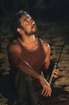 Sayid would have totally been my boyfriend had I been on that island.