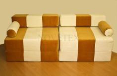 NOVETEX fotelágy karamell színben. Praktikus és mutatós kisebb belső terekben. Ottoman, Couch, Chair, Furniture, Design, Home Decor, Caramel, Settee, Decoration Home