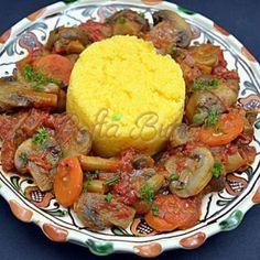 Tocanita de ciuperci cu mamaliguta Chicken, Meat, Food, Kitchens, Essen, Meals, Yemek, Eten, Cubs