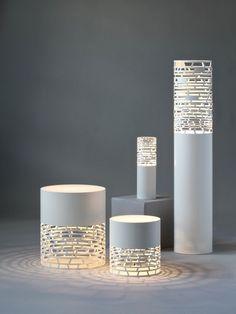Studio Joa Herrenknecht, The NEST Lamp Collection