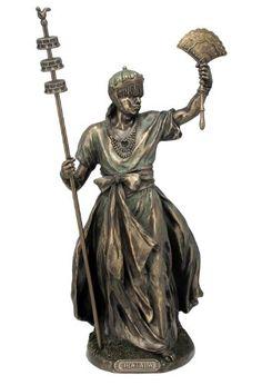 African God of Creation of Man Kind Obatala Statue Orisha Voodoo Santeria Yoruba