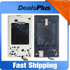 33.25$  Watch here - http://aliupf.shopchina.info/go.php?t=32807566189 - Replacement New LCD Display Touch Screen + Frame Assembly For Lenovo Tab 2 A8-50 A8-50F A8-50LC 8-inch Black White Free Shipping 33.25$ #aliexpresschina