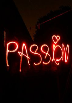 If we live our lives without passion, without an idea of who we truly are and are constantly trying to better ourselves, are we truly living?