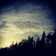Sun n clouds