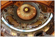 More of Palacio Paz in Buenos Aires. Photos by Maximiliano Buono. Visit his blog @ http://buenosairesmaxem.blogspot.com/