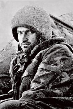 Soviet Soldier in Afghanistan